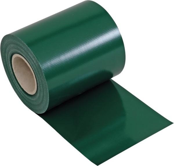 Sichtschutzrolle Premium grün RAL 6005 35 m zaunblick