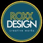 roxx desing werbeagentur logo footer