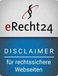 disclaimer rechtsicher